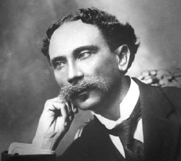 Le poète haïtien Etzer Vilaire