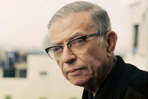 Jean Paul Sartre  (c) refletcritique.com